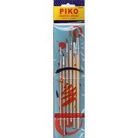 Набор кистей для рисования Piko 6 штук