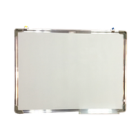 Доска магнитно-маркерная (двухсторонняя) 90х120 см