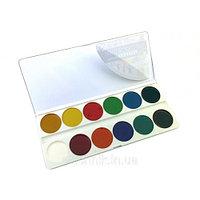 Краски акварельные Луч 12 цветов