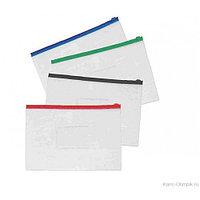 Папка-конверт с ползунком А5