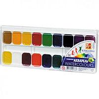 Краски акварельные Луч 18 цветов