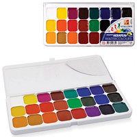 Краски акварельные Луч 24 цвета