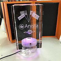 3D Crystal R180