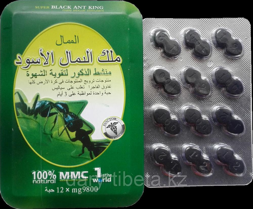 Зеленый Муравей(препарат для потенции)