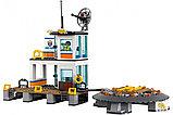 Конструктор BELA City Штаб береговой охраны 10755 - 844 дет, фото 8