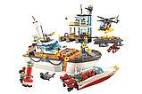Конструктор BELA City Штаб береговой охраны 10755 - 844 дет, фото 9