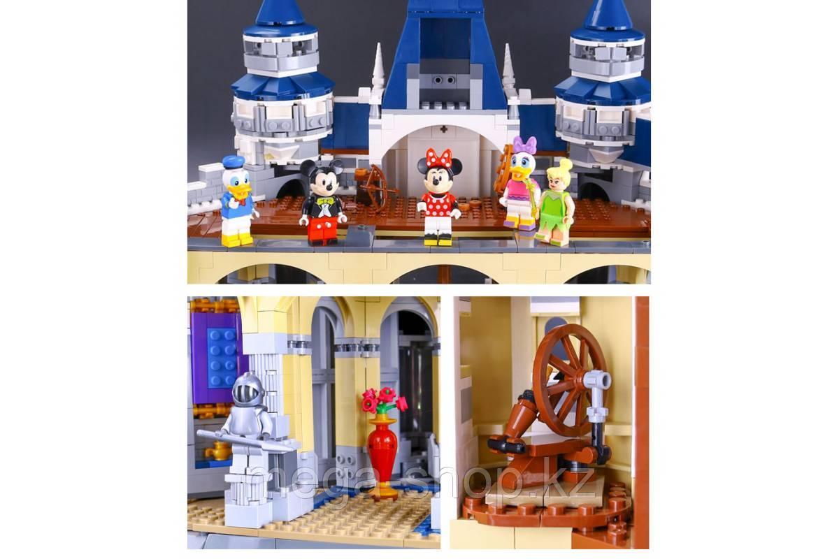 Конструктор Lele 30010 Сказочный замок Disney 4080 дет. - фото 5