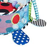 """Детский многофункциональный коврик с бассейном и шарами Konig Kids """"Божья коровка"""", фото 5"""