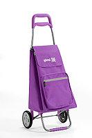 Сумка тележка Gimi Argo фиолетовая
