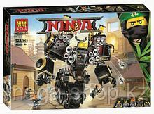 "Конструктор BELA Ninja Movie ""Робот землетрясений"" 1232 дет 58х38.5х8см 10800"