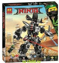 Конструктор BELA Ninja Робот-великан Гармадона 10719, 775 деталей