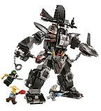 Конструктор BELA Ninja Робот-великан Гармадона 10719, 775 деталей, фото 2