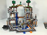 "Конструктор Bela Minecraft MY WORLD ""Шахта"" 926 деталей арт. 10179, фото 3"