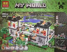 """Конструктор Bela Minecraft """"Крепость"""" арт. 10472"""