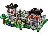 """Конструктор Bela Minecraft """"Крепость"""" арт. 10472, фото 4"""