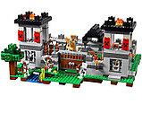 """Конструктор Bela Minecraft """"Крепость"""" арт. 10472, фото 3"""