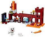 """Конструктор Bela Minecraft """"Крепость Нижнего ира"""" 571 деталей арт. 10393, фото 4"""
