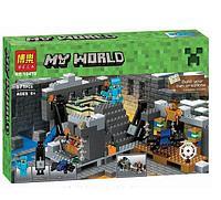 """Конструктор Bela Minecraft """"Портал в Край"""" арт. 10470, 571 деталь, фото 1"""