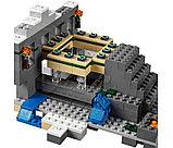 """Конструктор Bela Minecraft """"Портал в Край"""" арт. 10470, 571 деталь, фото 6"""