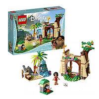 Lego Disney Princess 41149 Конструктор Лего Принцессы Дисней Приключения Моаны на затерянном острове