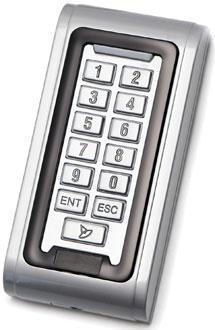Считыватель IronLogic Matrix-IV (EHT Metal Keys)