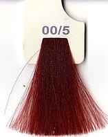 00/5 Краска для волос LK марки LISAP красный микс. тон