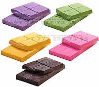 Шоколад цветной