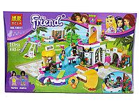 "Конструктор Bela Friends ""Летний бассейн Хартлейк"" - арт. 10611 (аналог LEGO 41313), фото 1"