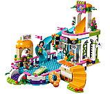 "Конструктор Bela Friends ""Летний бассейн Хартлейк"" - арт. 10611 (аналог LEGO 41313), фото 2"