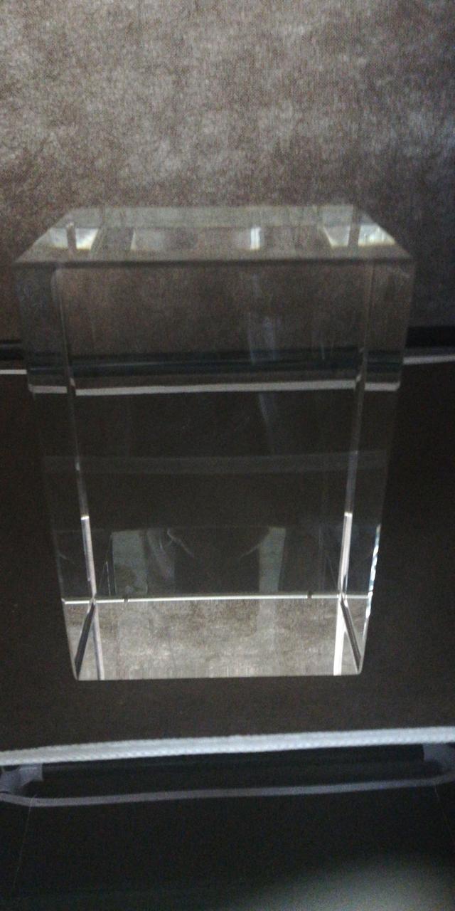 3D Crystal R160