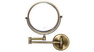 Зеркало косметическое настенное Fixsen ANTIK FX-61121