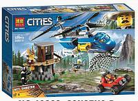 Конструктор BELA Cities Погоня в горах 10863 325 дет, фото 1