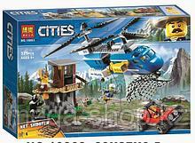 Конструктор BELA Cities Погоня в горах 10863 325 дет