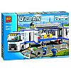 """Конструктор Bela """"Выездной отряд полиции"""" арт. 10420, 394 детали (аналог LEGO City 60044)"""