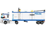 """Конструктор Bela """"Выездной отряд полиции"""" арт. 10420, 394 детали (аналог LEGO City 60044), фото 4"""