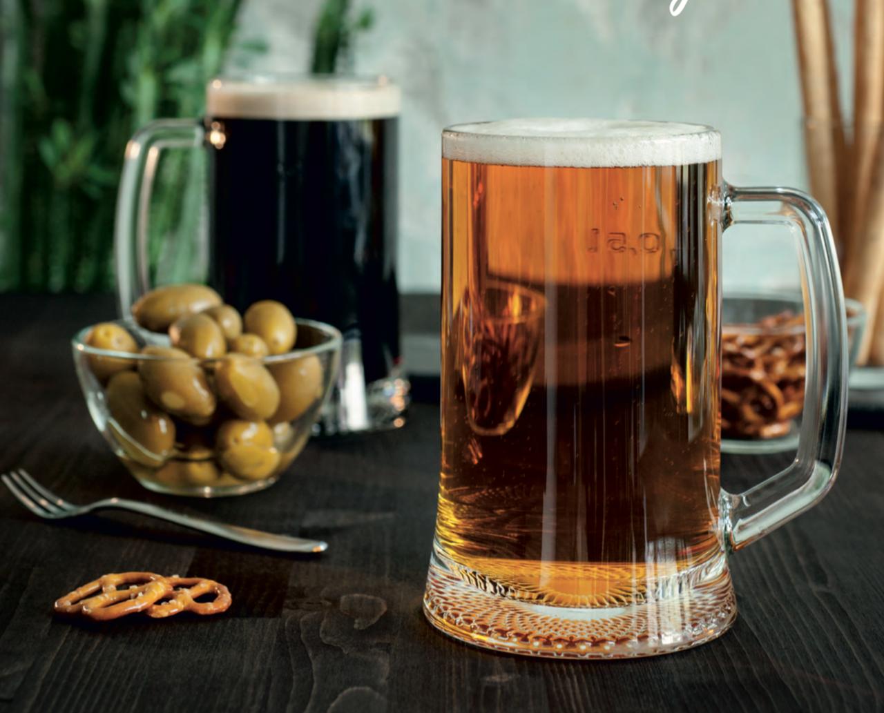 Кружка для пива Ладья 500мл