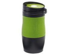 Термокружка Golder Dream 380 мл, Черный/Зеленый