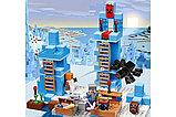 """Конструктор Bela  """"Ледяные шипы"""" Minecraft арт. 10621, фото 4"""