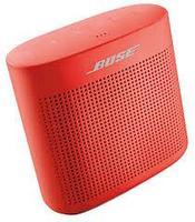 Портативная колонка Bose SoundLink Color II красный