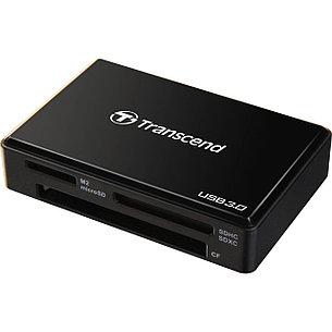 Кардридер мульти Transcend RDF8 USB 3.0, фото 2
