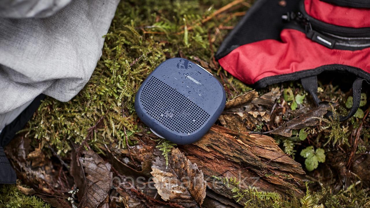Портативная колонка Bose SoundLink Micro синий - фото 5
