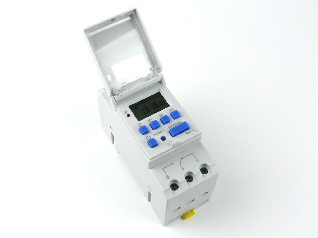 Таймер ТНС15А ТЭ-15А (недельный) AC 220V