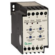 Реле контроля фаз и напряжения XJ 11 РКФН-11Л 380V