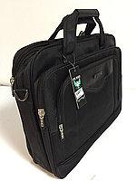 Деловой портфель CTR BAGS с расширением на 5 см. Полиэстер. Высота 35 см, длина 44  см, ширина 12 см., фото 1