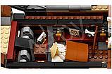 Конструктор BELA Ninjago Летающий корабль мастера Ву 10723 (2363 деталей), фото 3