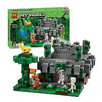 """Конструктор Bela 10623 """"Храм в джунглях"""" Minecraft (, фото 1"""