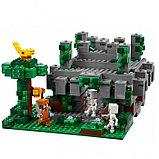 """Конструктор Bela 10623 """"Храм в джунглях"""" Minecraft (, фото 2"""