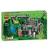 """Конструктор Bela 10623 """"Храм в джунглях"""" Minecraft (, фото 3"""