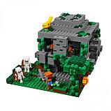 """Конструктор Bela 10623 """"Храм в джунглях"""" Minecraft (, фото 4"""