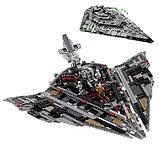 Конструктор Bela 10901 Звёздный разрушитель Первого Ордена, фото 2